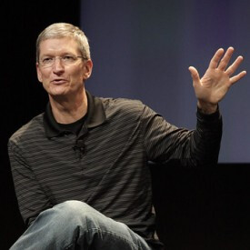 Who's Tim Cook?