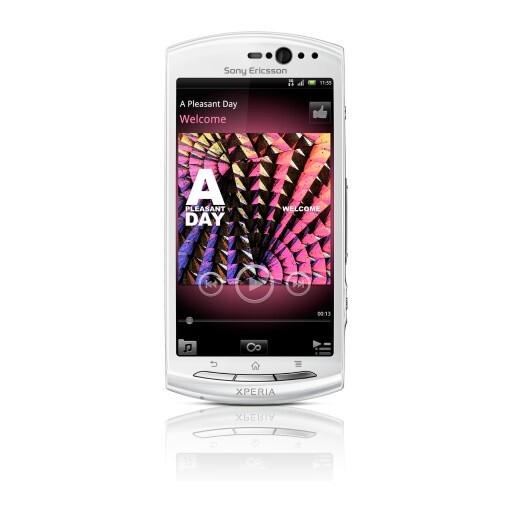Xperia Neo V White Sony Ericsson Xperia n...