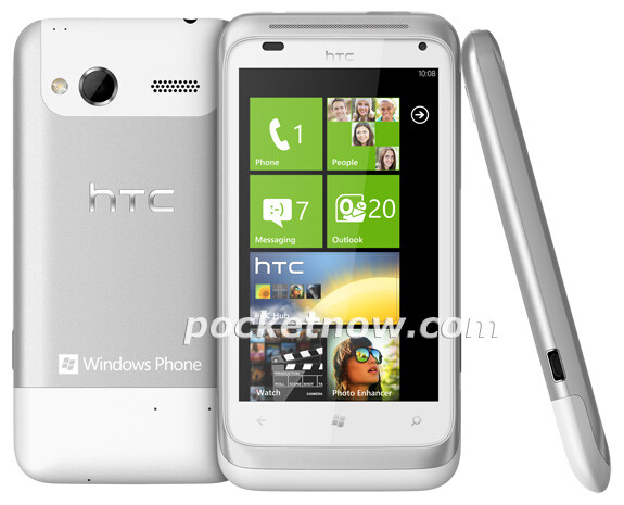 HTC Omega renders show front-facing camera