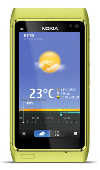 Nokia Maps 3.08 update brings a nifty Weather plugin plus other improvements
