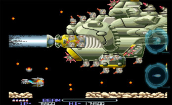 Classic star shooter R-Type is blasting its way to Android come September 12th