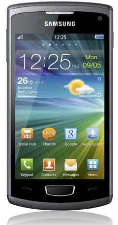 """Samsung Wave 3 stuffs 4"""" Super AMOLED display and 1.4GHz processor in an aluminum chassis"""