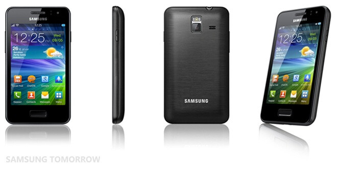 Samsung Wave M is now official, runs bada 2.0 and wants to socialize