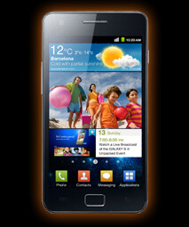 The LTE version of the Samsung Galaxy S II is coming to Rogers