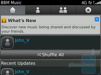 BBM Music Hands-on
