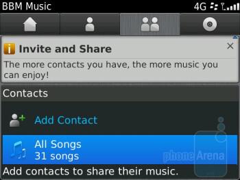 BBM Music Hands-on