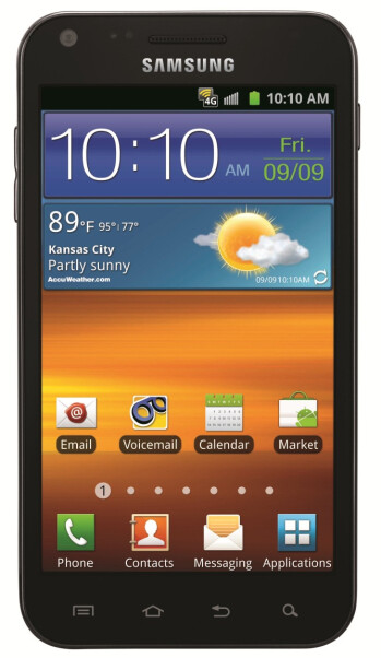 Sprint Epic 4G Touch