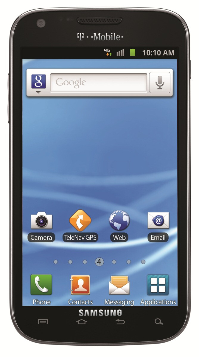 T-Mobile - Samsung Galaxy S II finally announced for US, due out mid-September
