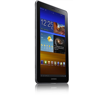 Samsung Galaxy Tab 7.7 unveiled: Honeycomb 3.2 and brushed metal looks