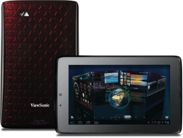 ViewSonic ViewOad 7x - ViewSonic announces the ViewPad 7x, 10pro, and 7e tablets at IFA