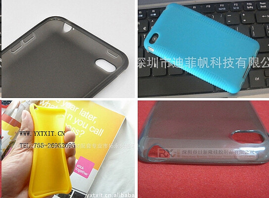 China brimful of iPhone 5 cases, suggesting iPod touch slimness, teardrop shape and swapped mute button