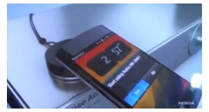 Nokia 801 (or N8-01) makes its first cameo appearance, comes with an edge-to-edge screen