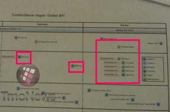 T-Mobile September/October roadmap leaked