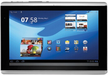 Gateway begins selling its very first Android tablet; it's a rebranded Acer ICONIA TAB A500