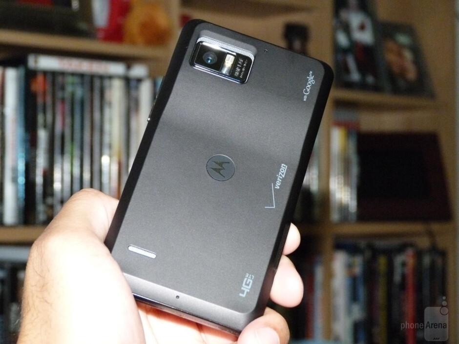 Motorola DROID BIONIC Unboxing