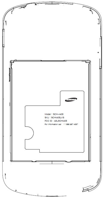 Samsung Stratosphere hits the FCC, shows dual-band Wi-Fi a/b/g/n