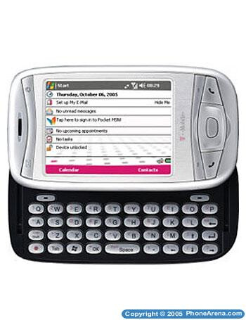T-Mobile MDA is finally available