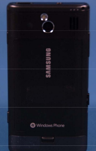 Samsung SGH-i708 hits the FCC: a WP Mango remake of the Omnia 7?