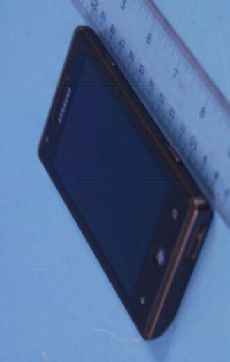 Samsung SGH-i708 hits the FCC: a WP Mango remake of the Omnia 7?