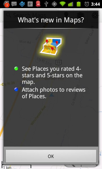 Google Maps v5.10.0 for Android adds two new Places features