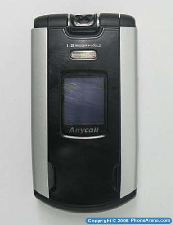 Samsung dual-mode W399 CDMA/GSM phone