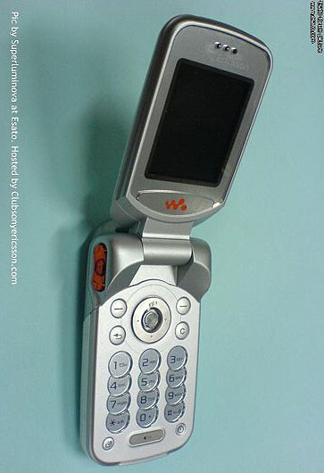 Two Sony Ericsson walkman phones - W530 and K800 – rumored on the net