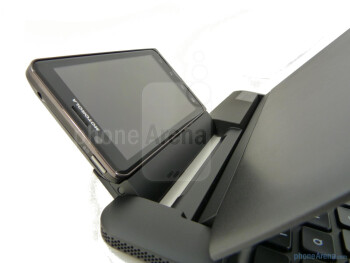 Motorola DROID BIONIC Lapdock Hands-on