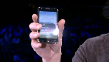 Microsoft showed a Galaxy S II lookalike back in July, which have transformed into the Samsung Focus S