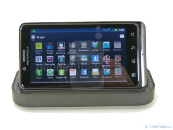 Motorola DROID BIONIC HD Station Hands-on