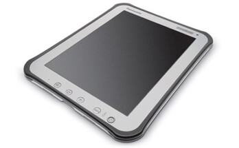 Panasonic Toughbook Android tablet reappears in London