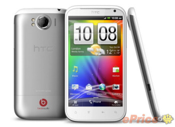 Another image of the HTC Runnymede surfaces