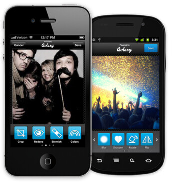 Aviary set to power editing in mobile photo apps with new SDK