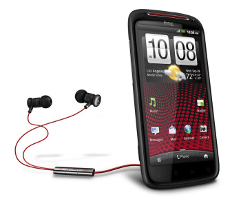 HTC Sensation XE unveiled: the first with Beats Audio, 1.5GHz processor on board