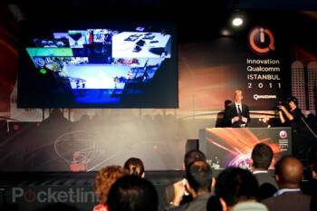 Qualcomm demos gesture-based UI, says Snapdragon S4 will be optimized for Windows 8