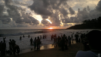 4. Manu Menon - Nokia N8Beauty of Kovalam Beach