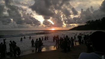 4. Manu Menon - Nokia N8Beauty of Kovalam Beach