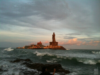 5. Manu Menon - Apple iPhone 3GSBeauty of Kanyakumari Beach