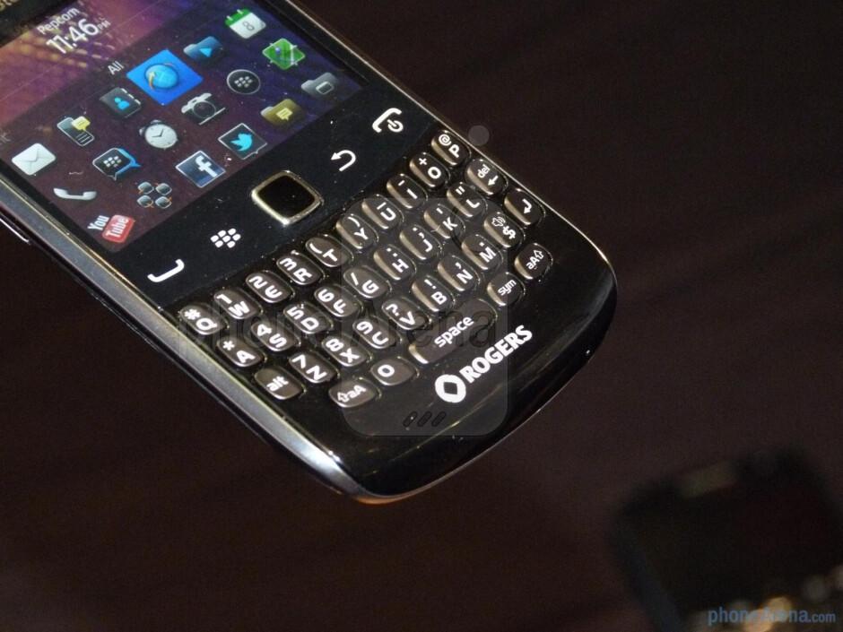 RIM BlackBerry Curve 9360 Hands-on