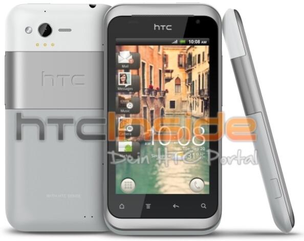 HTC Rhyme first press shots leak: flaunts cleaner, prettier HTC Sense 3.5