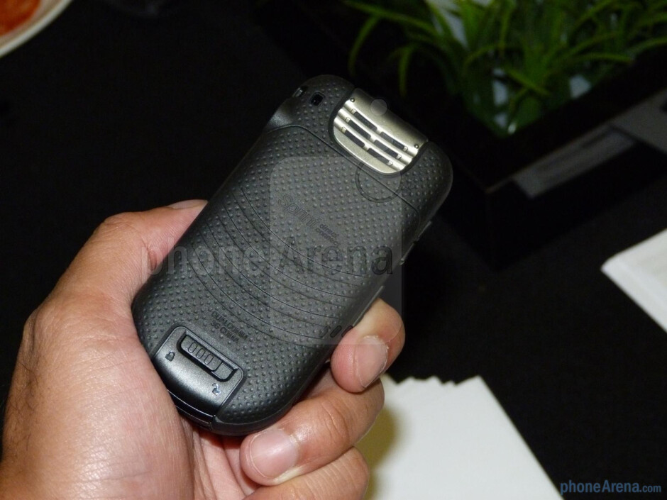 Kyocera DuraCore - Kyocera DuraCore and DuraMax Hands-on