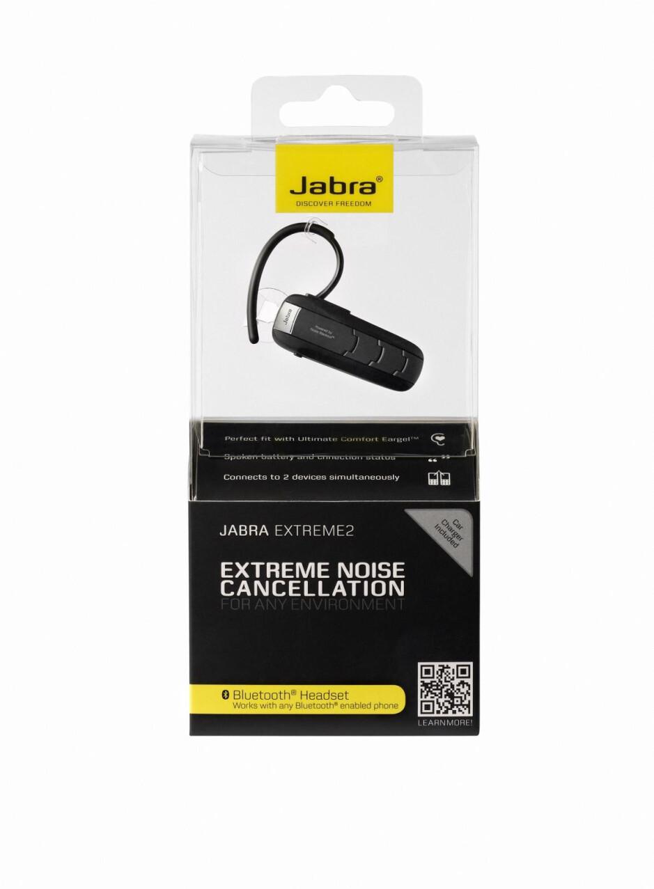 Jabra EXTREME2 - Jabra SUPREME and EXTREME2 Bluetooth headsets feature Noise Blackout 3.0 technology