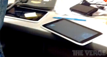 Unofficial Motorola super slim tablet makes its first cameo appearance