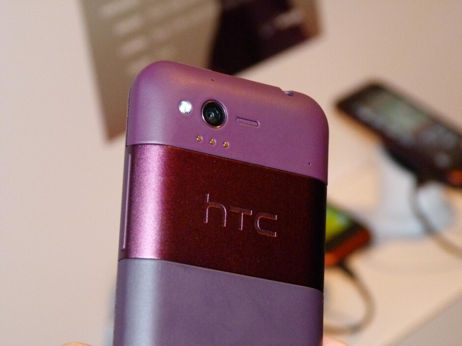 HTC Rhyme Hands-on