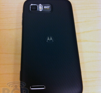 The Motorola ATRIX 2, expected to be at AT&T in time for Turkey day
