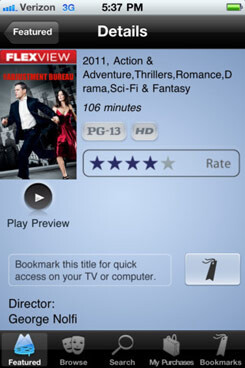 Verizon's new FiOS on Demand app is ready at Apple's App Store