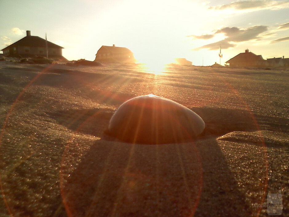 1. Chad Marshfield - LG VersaSunset - Cool images, taken with your cell phone #14