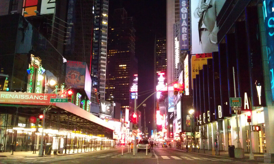 3. Danny L - HTC Incredible 2Time square & w48 St after 4 am - Cool images, taken with your cell phone #14