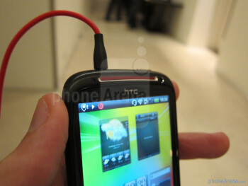 HTC Sensation XE Hands-on