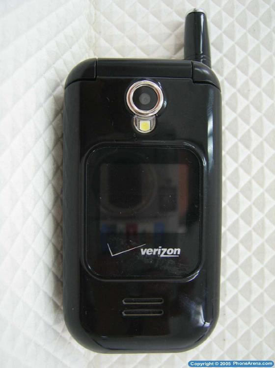 Another clamshell for Verizon - Pantech PN-315