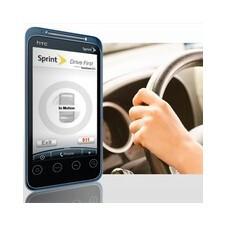 Sprint's Drive First app